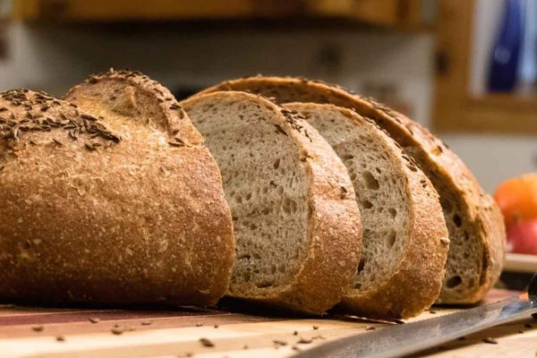 What happens when you eat wheat vs. white bread?